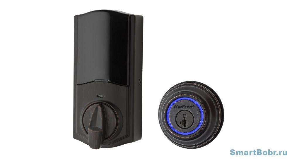 Kwikset Kevo Bluetooth умный замок