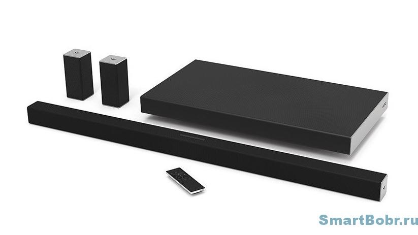 VIZIO SmartCast 5.1 Sound Bar System