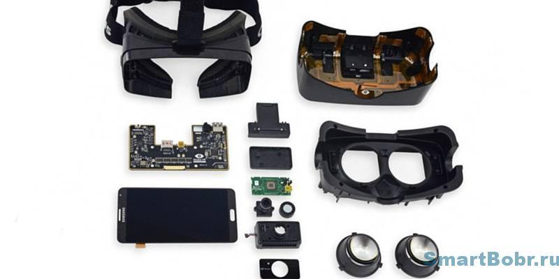 Что такое очки виртуальной реальности