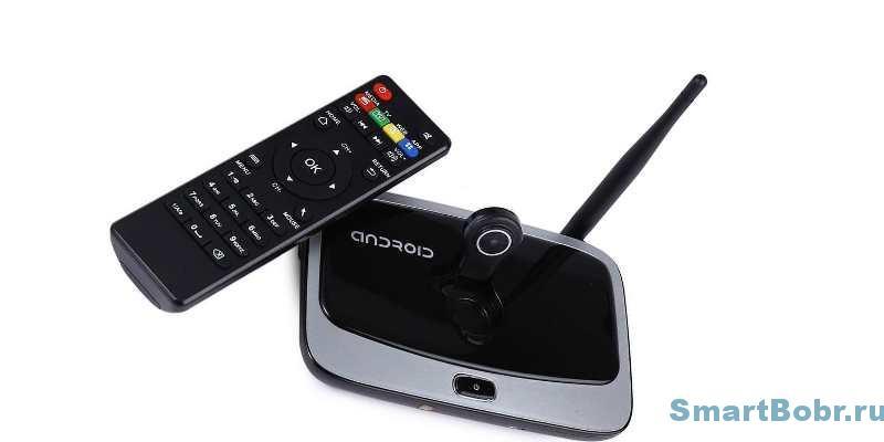 CS918 Smart TV