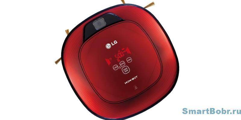 LG Hom-Bot Square