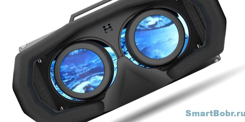 Принцип действия очков VR