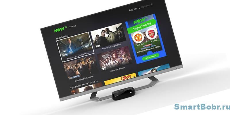 Смарт ТВ или Смарт ТВ приставка