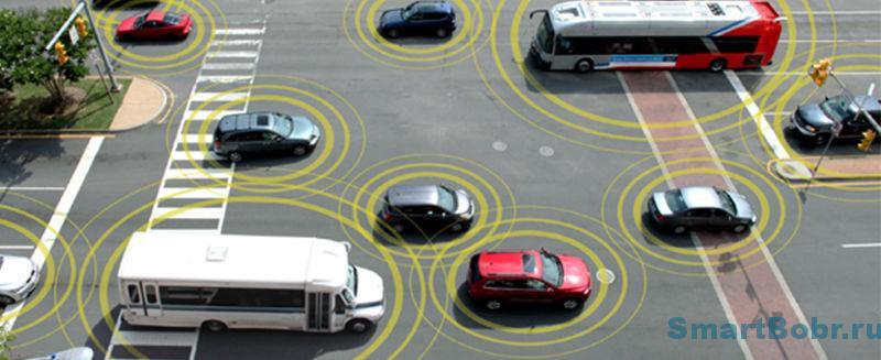 умные автомобили