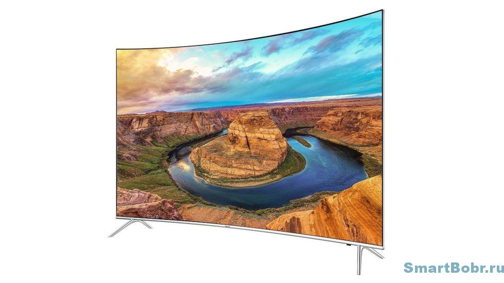 Samsung KS8500 4K TV