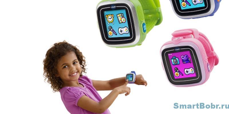 удобства умных часов для детей