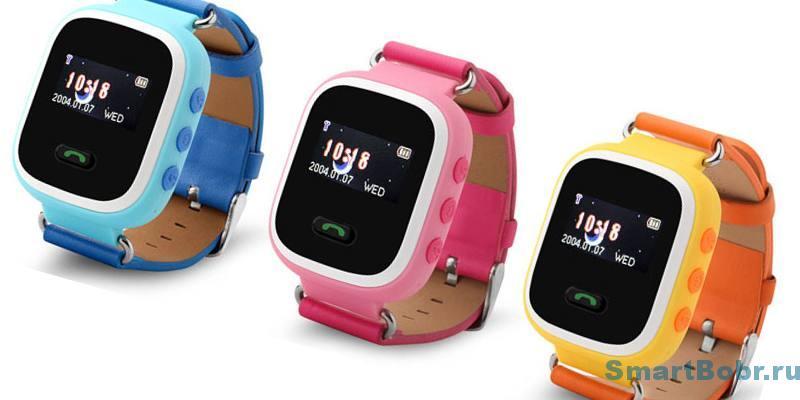 Smart Baby Watch Q60 характеристики