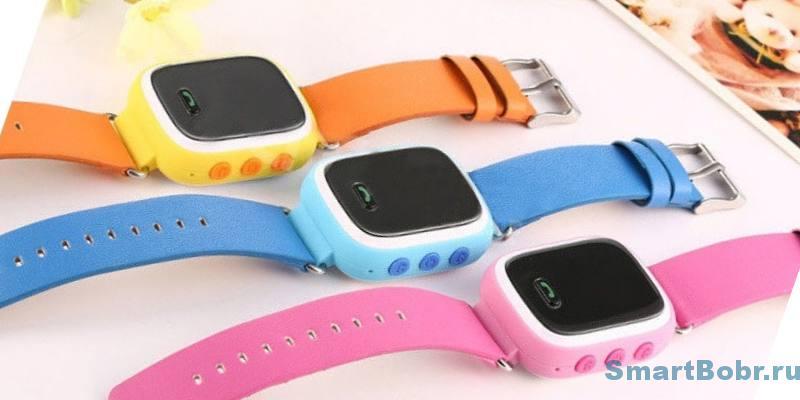 Smart Baby Watch Q60 принцип работы
