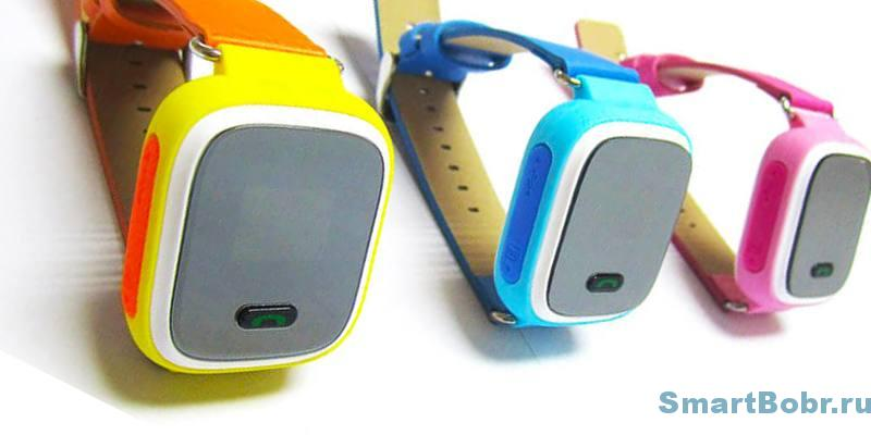 Smart Baby Watch Q60 внешний вид