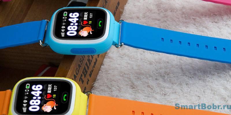 Smart Baby Watch Q90 характеристики