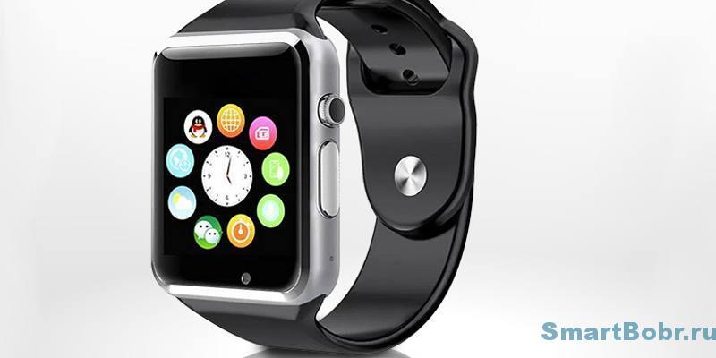 Smart Watch A1 экран