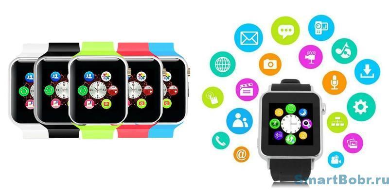 Smart Watch A1 функции