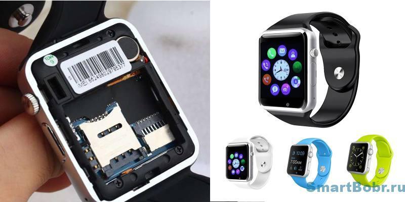 Smart Watch A1 конструкция
