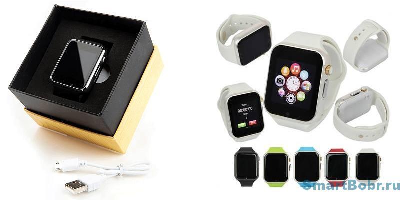 Smart Watch A1 упаковка