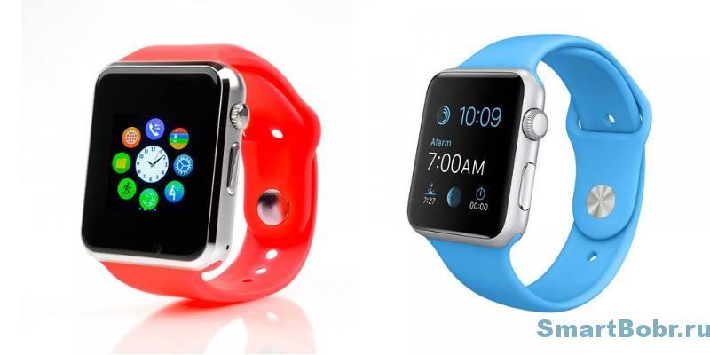 Smart Watch A1 внешний вид
