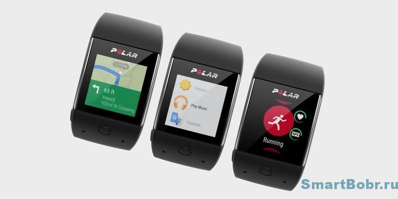Умные часы с GPS