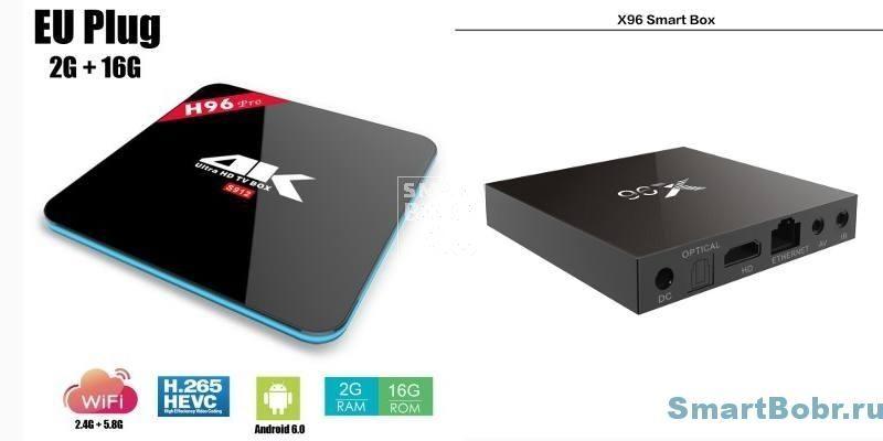 Amlogic S905X x96