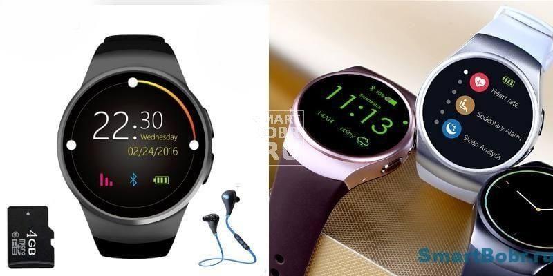 Smart watch tiroki kw88 часы телефон mate