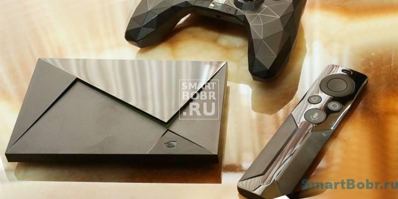 Nvidia Shield внешний вид