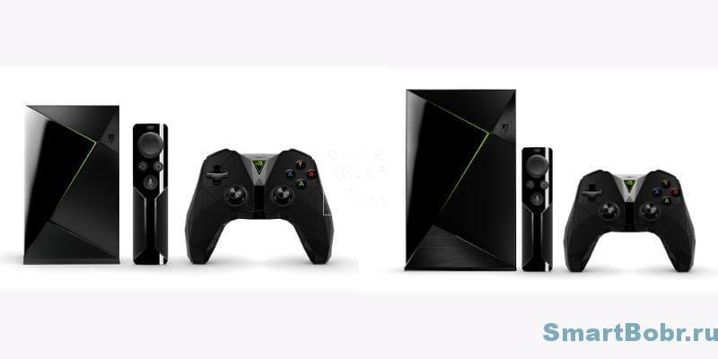 Nvidia Shield и Nvidia Shield Pro