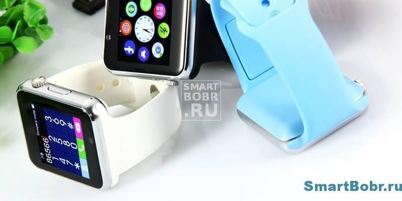 Обзор умных часов Smart Watch A1  внешне как Apple 9953987ccaee5