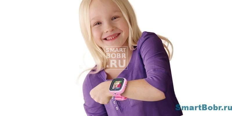 Умные часы с GPS для детей