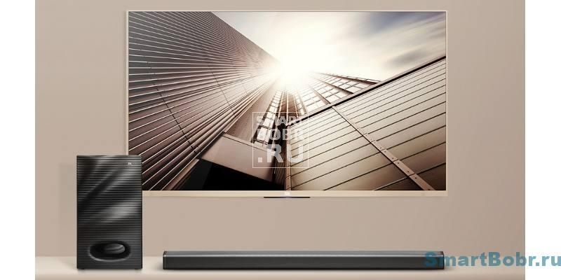 Xiaomi Mi TV 2 звук
