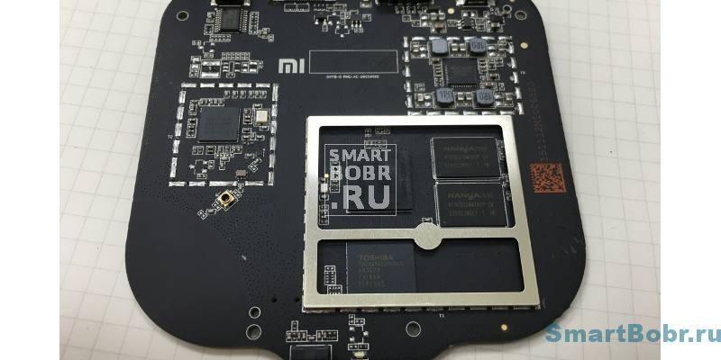Xiaomi Mi TV Box 3 внутри
