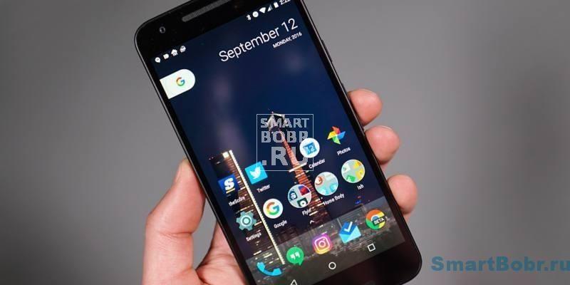 смартфоны google pixel лаунчер