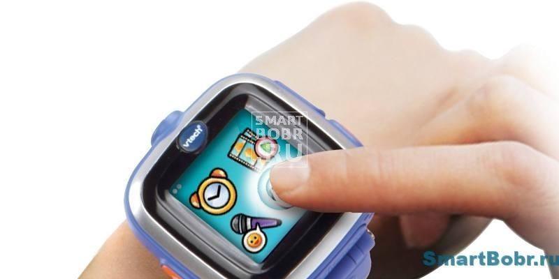 умные часы для детей принцип работы