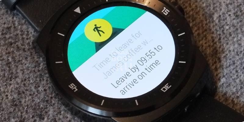 Рейтинг лучших умных часов: LG Watch Sport