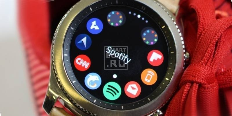 Смарт-часы Samsung Gear S3
