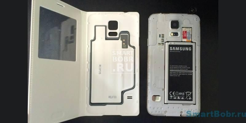 S-View Flip Cover S5