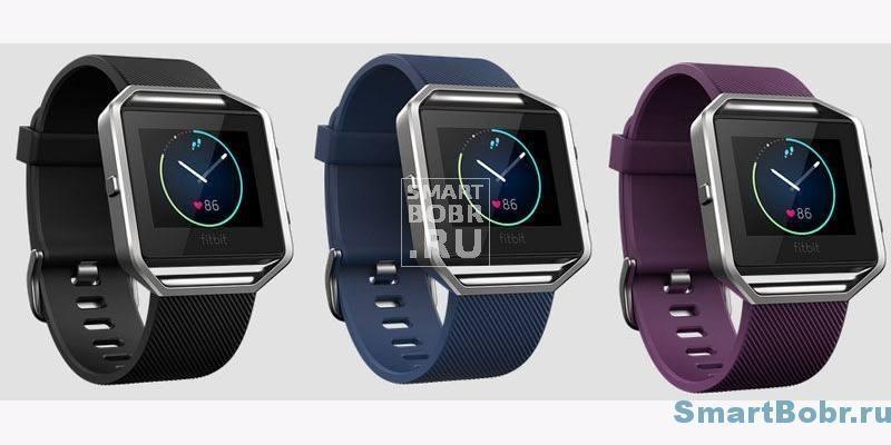 умные часы Fitbit