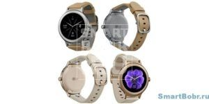 умные часы LG Watch Style