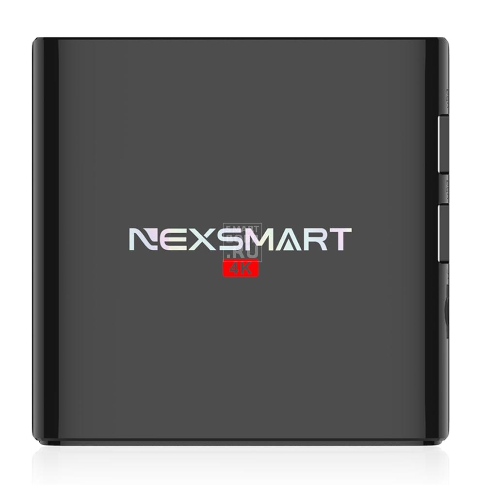 Смарт-ТВ приставка NEXSMART D32