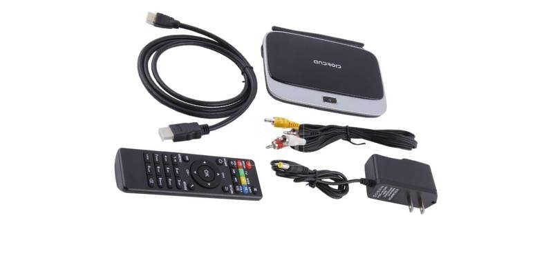 Smart TV Box CS918