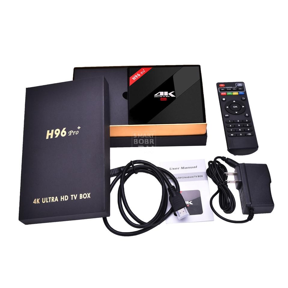 H96 PRO Plus +