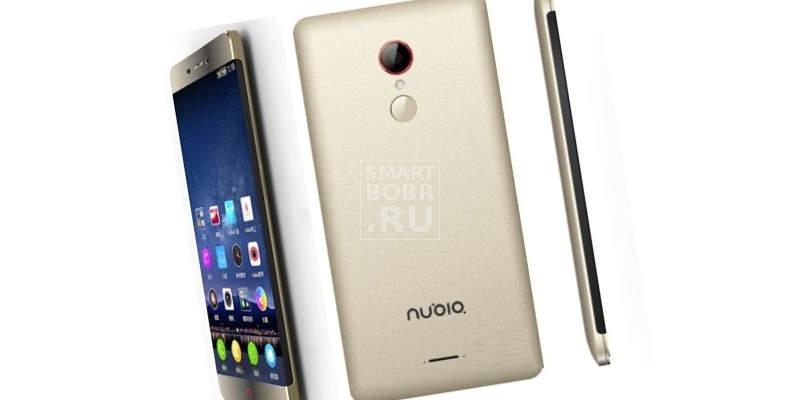 Лучшие китайские смартфоны ZTE Nubia Z11