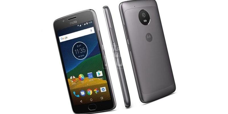 хорошие недорогие смартфоны Moto G5