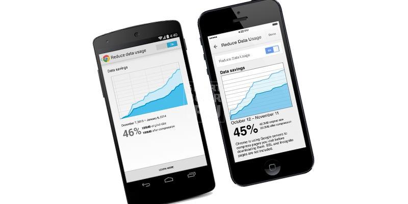 Android экономия трафика