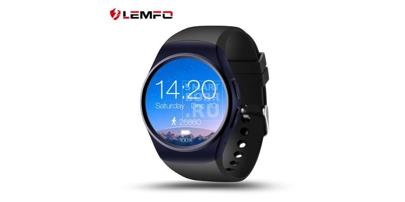 Часы-телефон LEMFO LF18