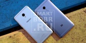 Meizu MX6 против Xiaomi Redmi Note 4