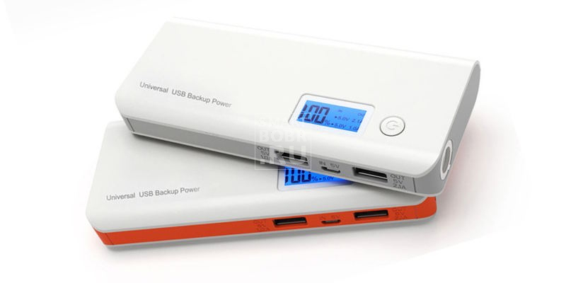 PIAGOLD Power Bank 18650