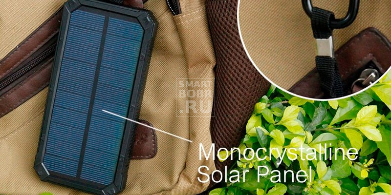 Solar Power Bank 20000