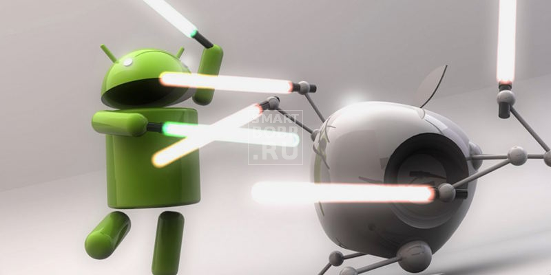 что лучше Андроид или iPhone