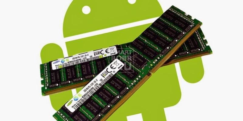 очистить память на Андроиде