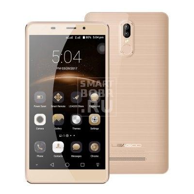 Смартфоны до 5000 рублей: LEAGOO M8