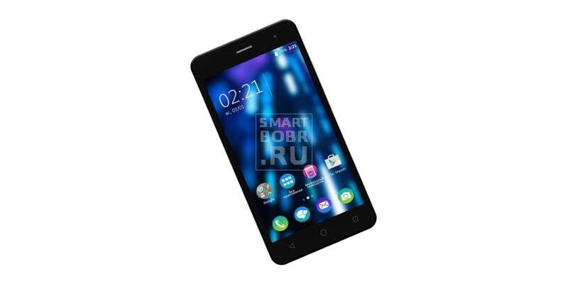 Недорогие смартфоны до 5000 рублей BQ BQS-5020 Strike