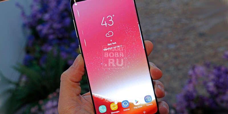 Фаблеты Samsung Galaxy S8+